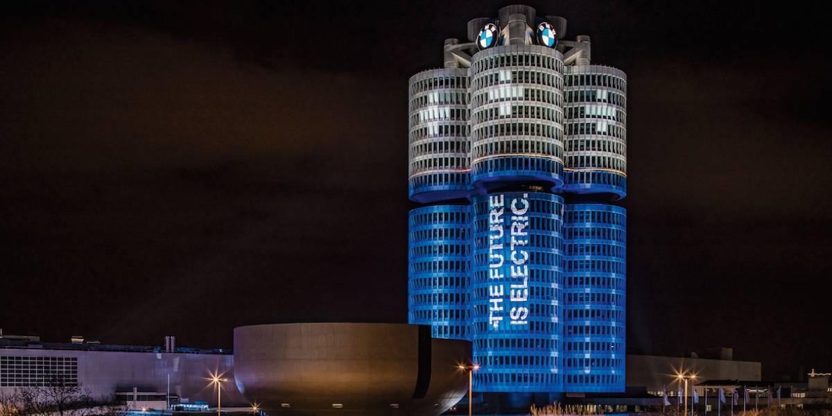 Cien mil autos eléctricos vendidos en un año, la meta cumplida de BMW
