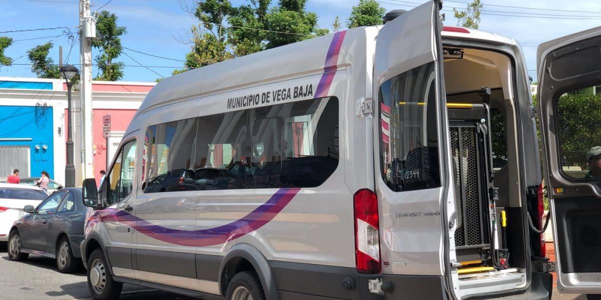 Nuevas rutas de transporte público en el municipio de Vega Baja