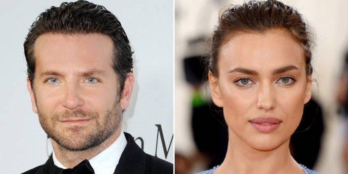Rumores de boda entre Irina Shayk y Bradley Cooper