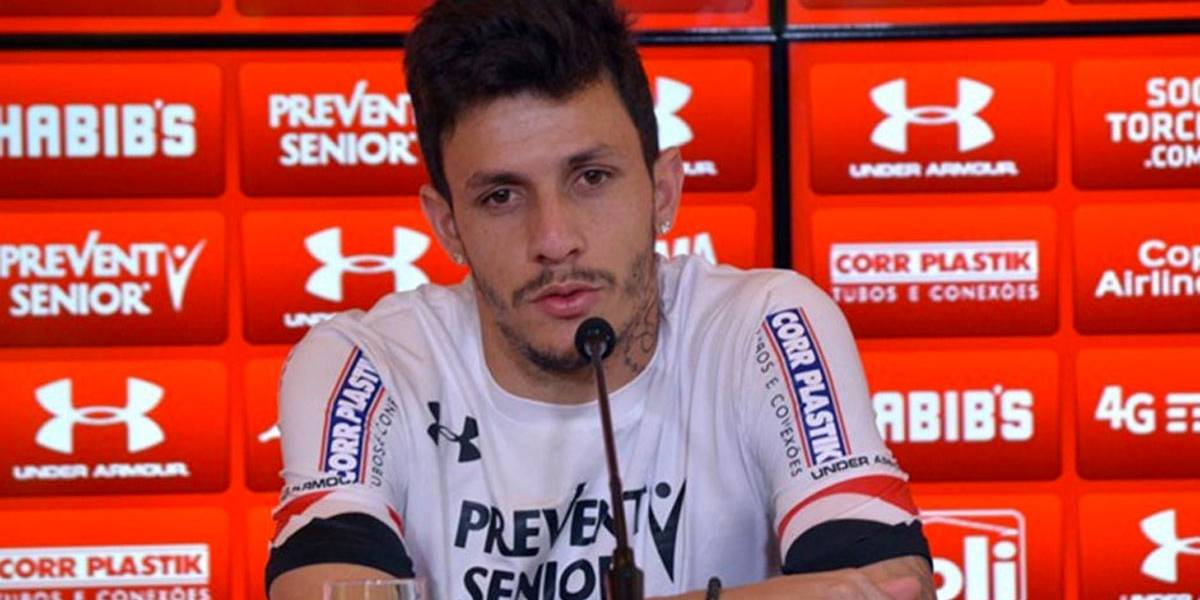 e59121c36 Novo goleiro do São Paulo, Jean exalta Ceni e espera disputa 'saudável' com