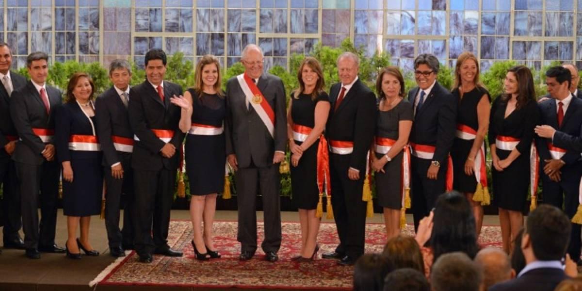 """VIDEO. Presidente peruano nombra """"gabinete de reconciliación"""" reemplazando a 19 miembros"""