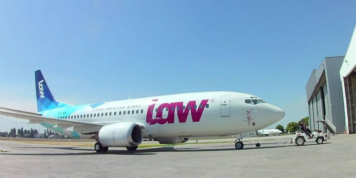 """Aerolínea """"low cost"""" deja de operar vuelos dentro de Chile por alta competencia"""