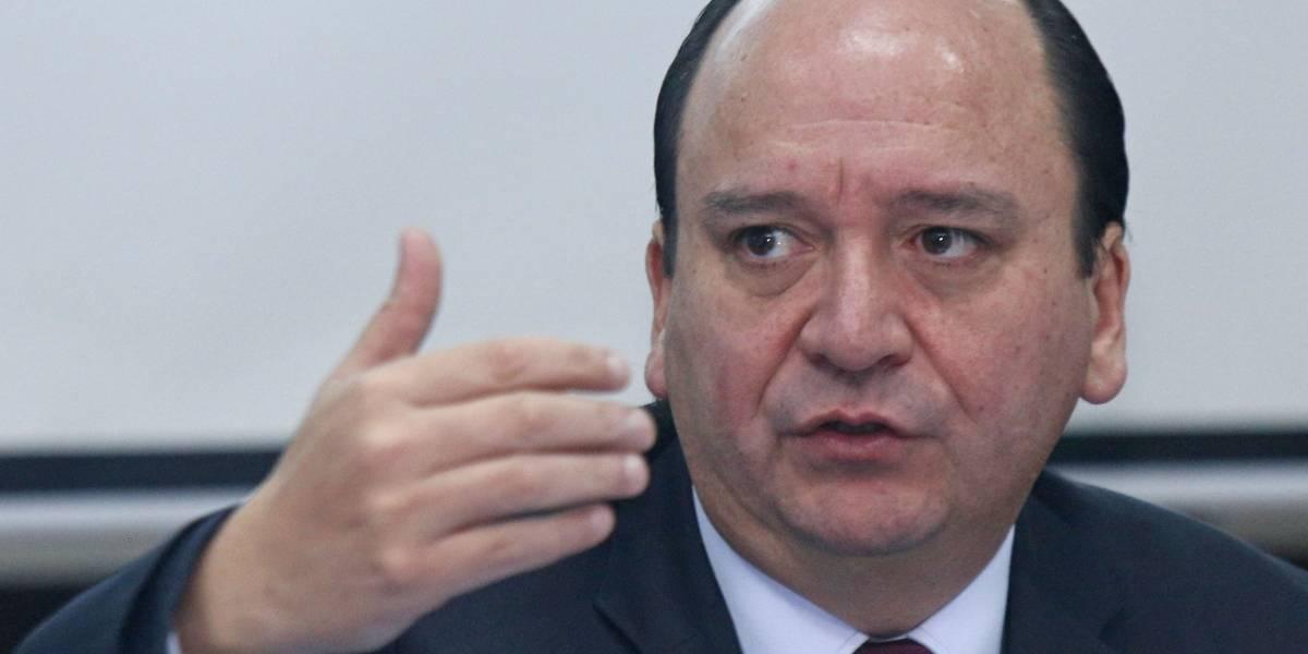 Fiscal Carlos Baca Mancheno anuncia creación de Unidad de Delincuencia Organizada