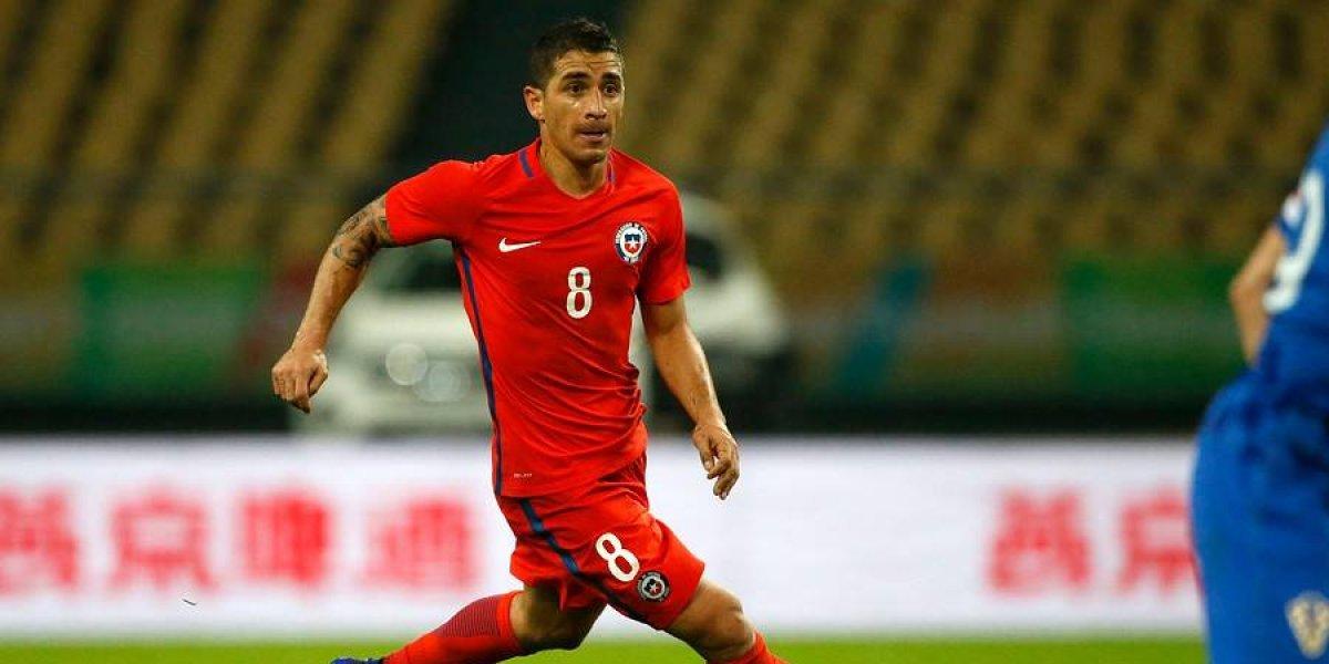 ¿Y Macnelly? Guede fija a Carmona y Pinares como prioridades para su Colo Colo 2018