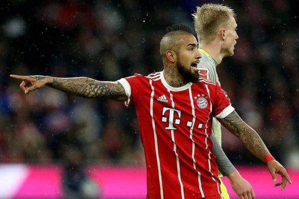 Arturo Vidal triunfa con el Bayern Munich en la Copa de Alemania