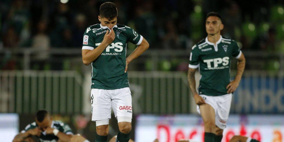 Adrián Cuadra volcó su camioneta camino al entrenamiento de Wanderers: salvó ileso