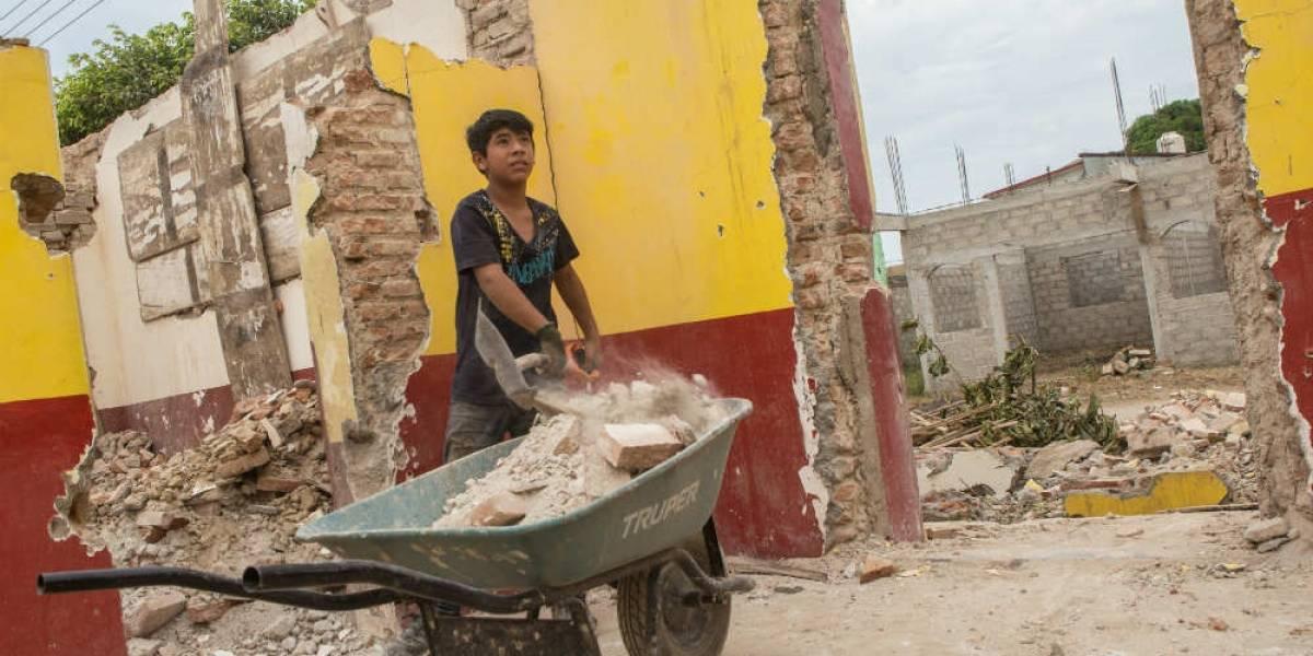 Sólo 7 mil viviendas han iniciado proceso de reconstrucción en Oaxaca