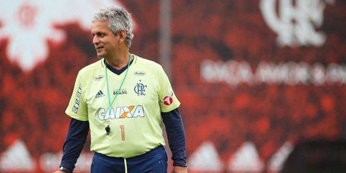 Reinaldo Rueda se despidió de Flamengo casi pidiendo perdón