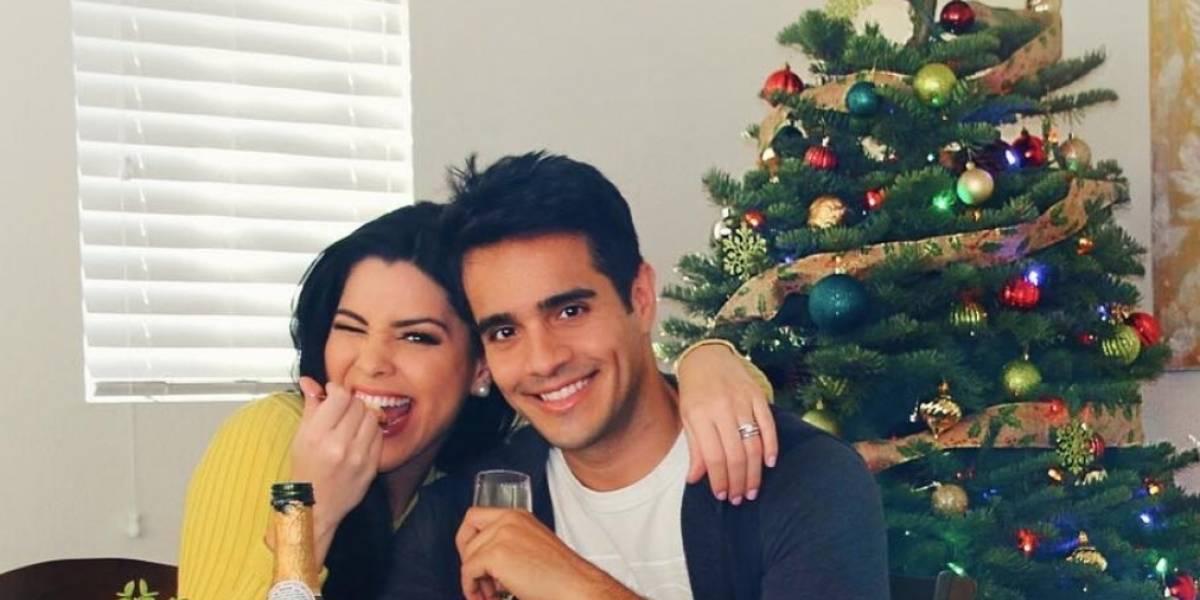 ¿Ektor Rivera y Yara Lasanta a la espera de su primer hijo?