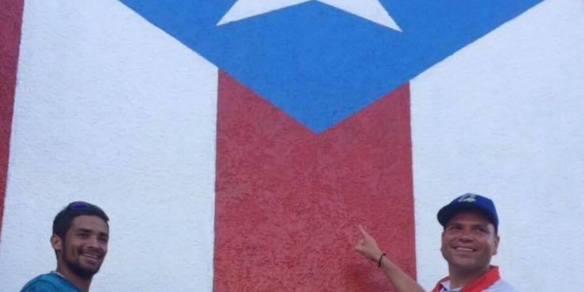 Alcalde no permite que pinten bandera de Puerto Rico en Moca