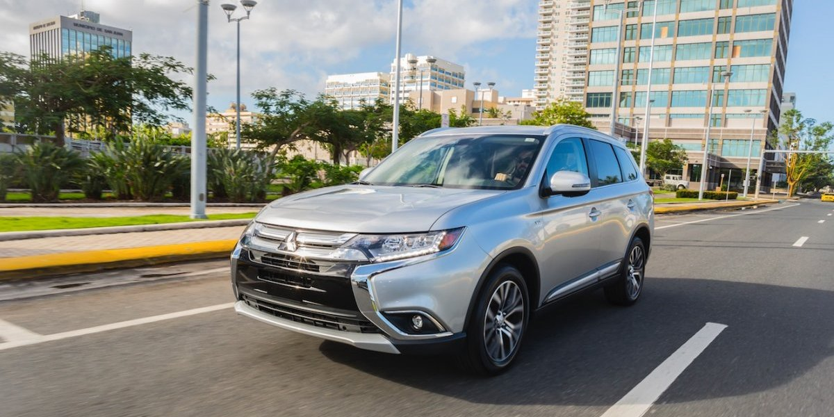 Mitsubishi inicia el nuevo año con la Outlander 2018