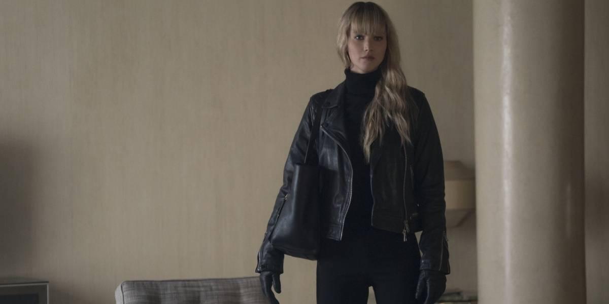 Operação Red Sparrow: filme com Jennifer Lawrence como espiã russa ganha novo trailer