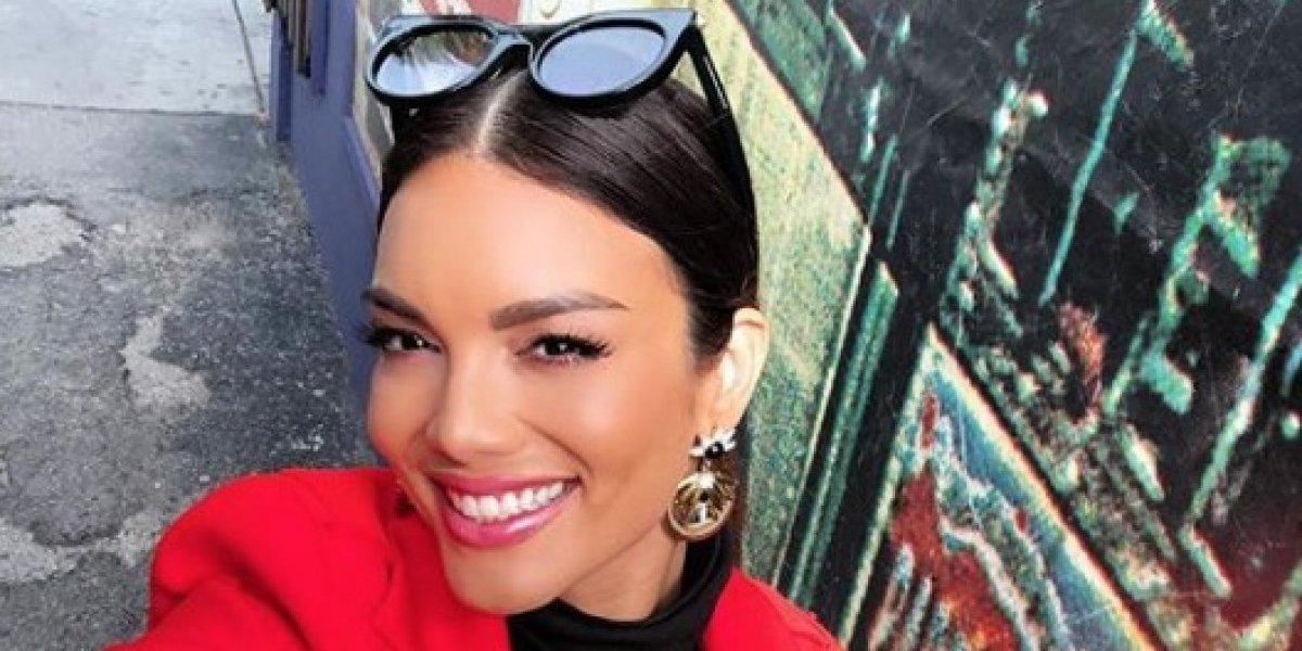 Zuleyka Rivera publica resultado de su mamografía