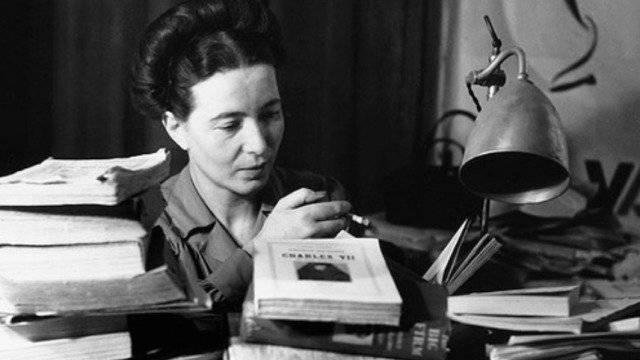 vida-de-Simone de Beauvoir