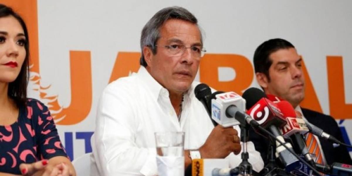 Jimmy Jairala habló de Jorge Yunda