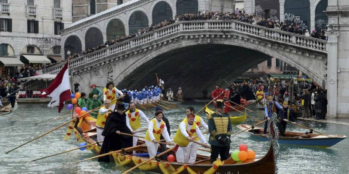 Com 106 noites, cruzeiro de 'Volta ao Mundo' parte de Veneza