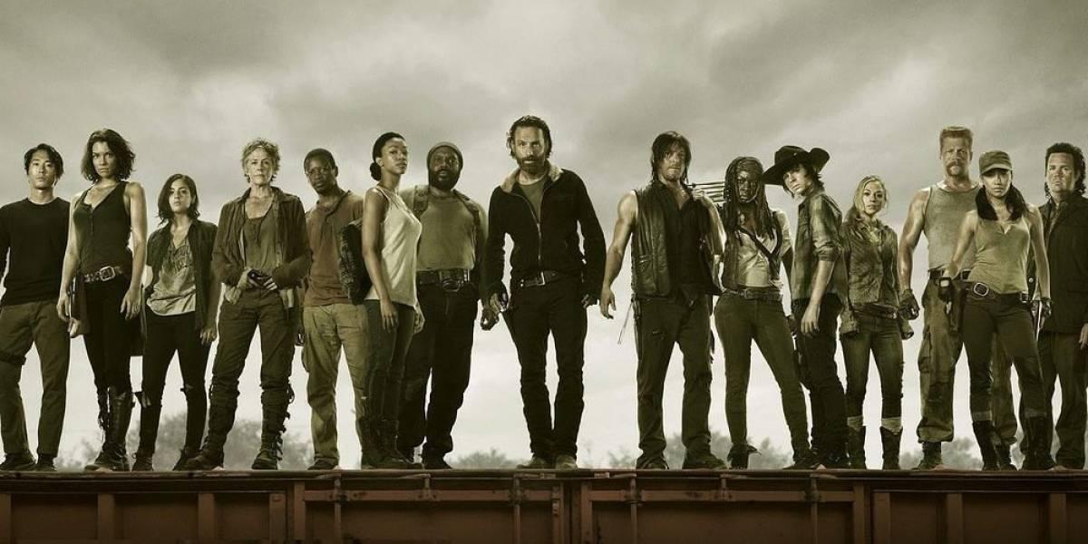 """Actor de """"The Walking Dead"""" confirma su relación con esta actriz"""
