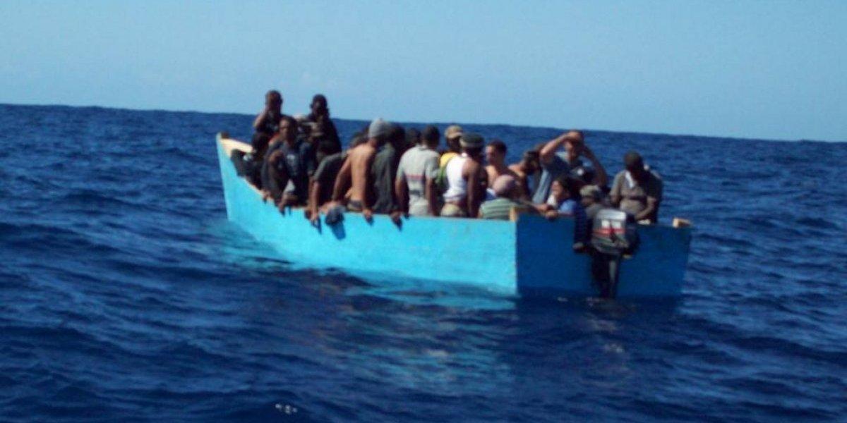 Detienen a 46 personas pretendían viajar ilegalmente a Puerto Rico