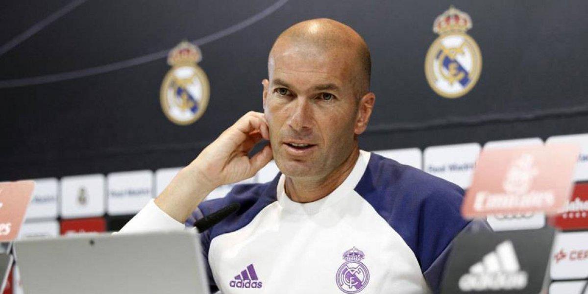 Zidane asegura que no necesita a nadie en RM