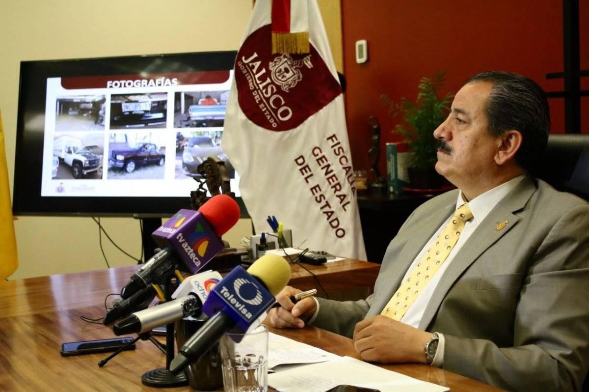 Alfaro acusa atentado en gira gobernador lo acusa de victimizarse
