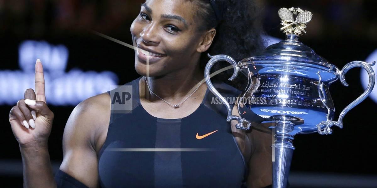 Serena Williams sufrió embolia pulmonar después de parto
