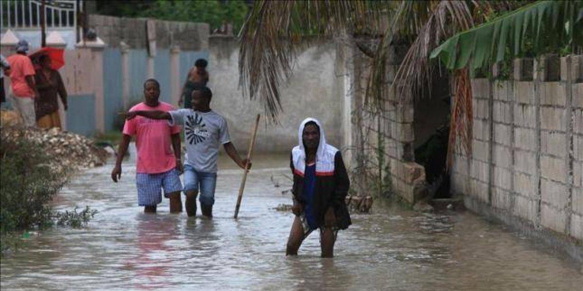 Al menos 6 muertos y 12 heridos a causa de las lluvias en Haití