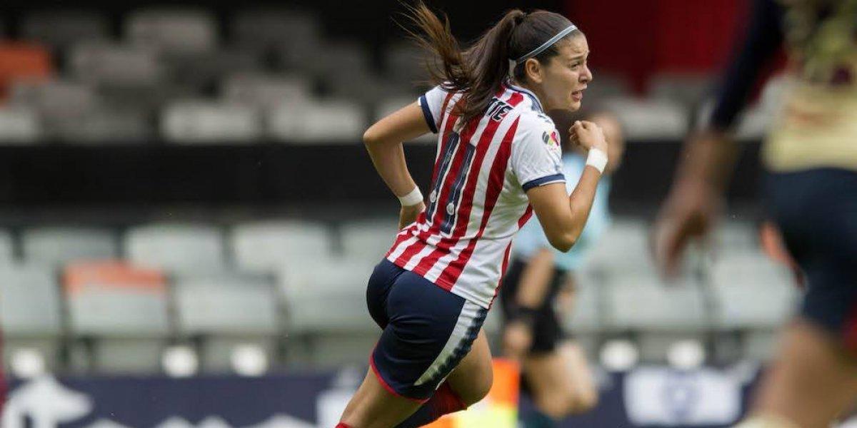 Norma Palafox es convocada por el Tri para el premundial Sub-20