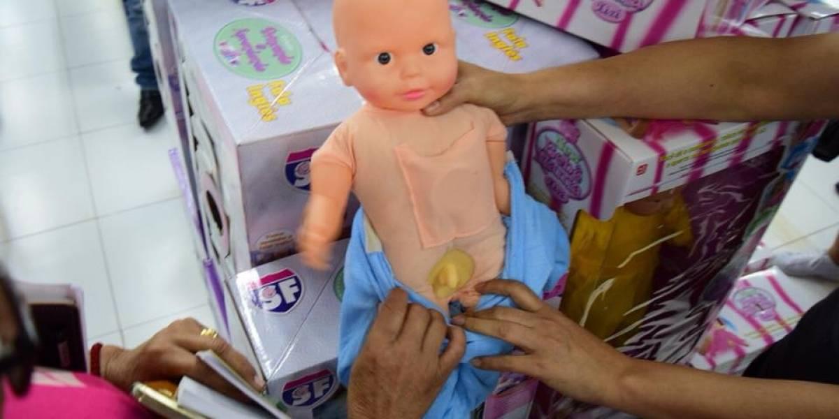 Una muñeca transexual despertó la ira de los Pro Vida en Paraguay