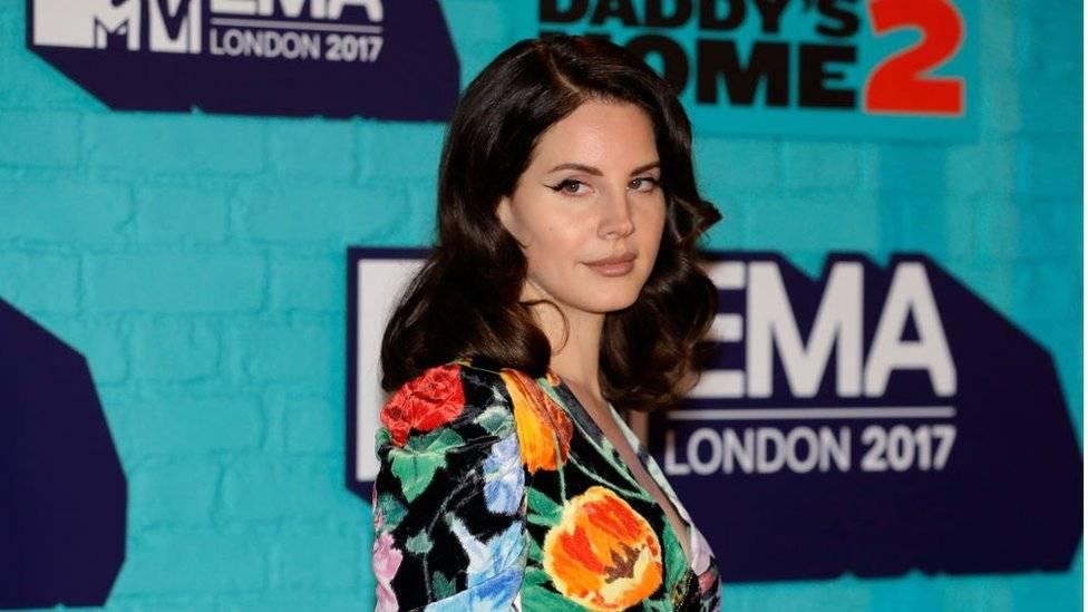 Warner desmiente demanda de Radiohead a Lana del Rey