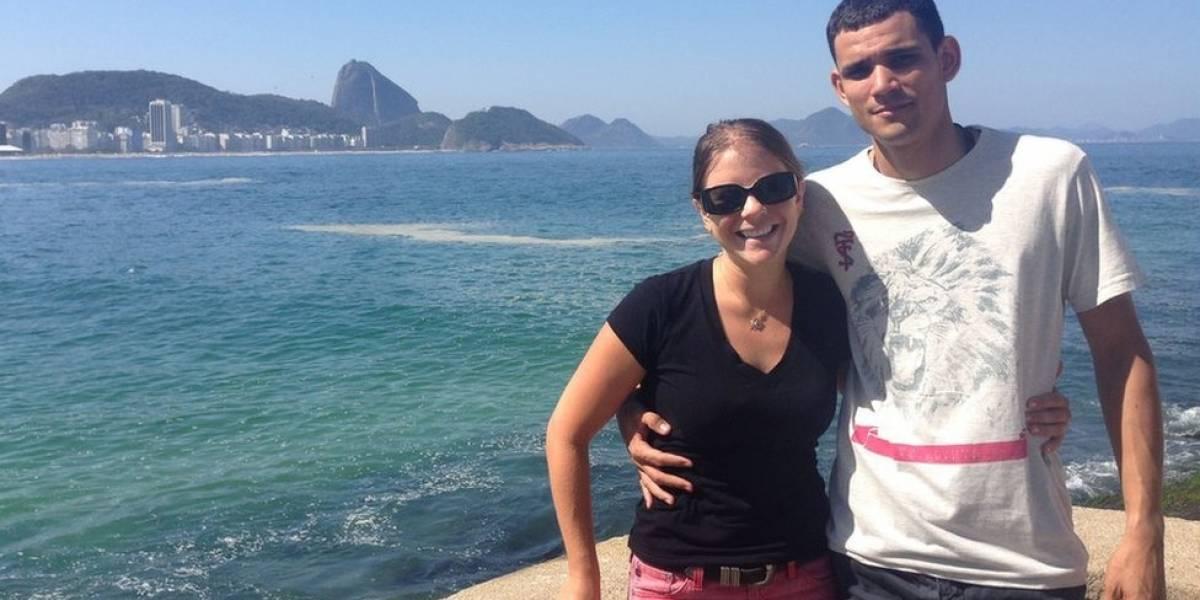 """""""Ninguém liga para PMs mortos"""", diz americana que luta por justiça para noivo executado no Rio"""
