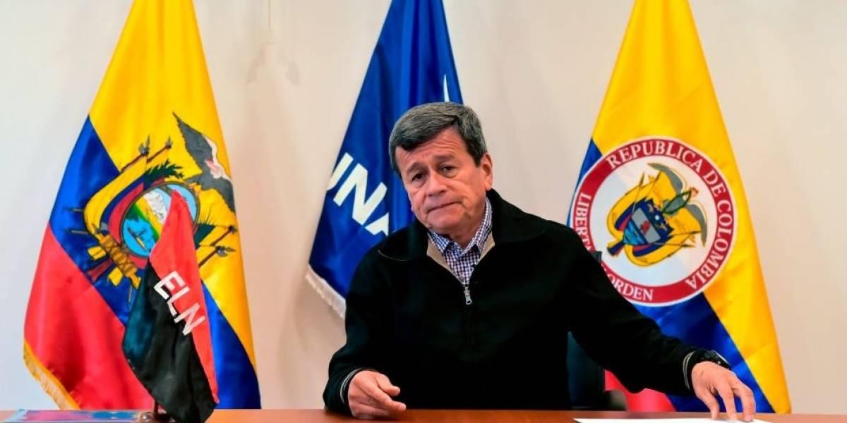 Eln pide que diálogos puedan continuar en el siguiente gobierno