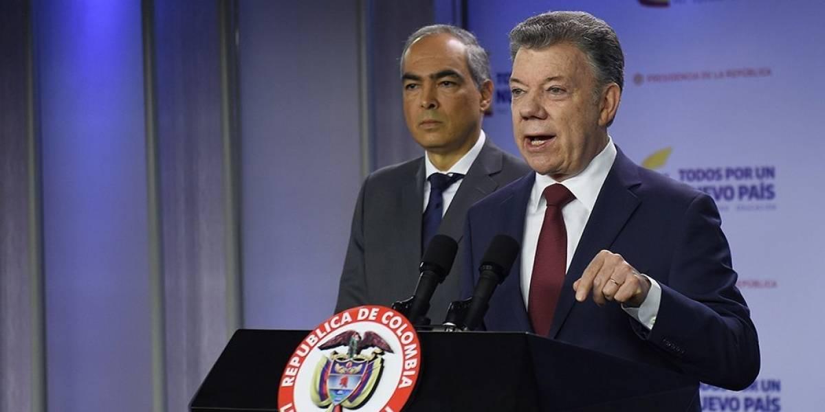 Santos declara insubsistente al director de Colciencias