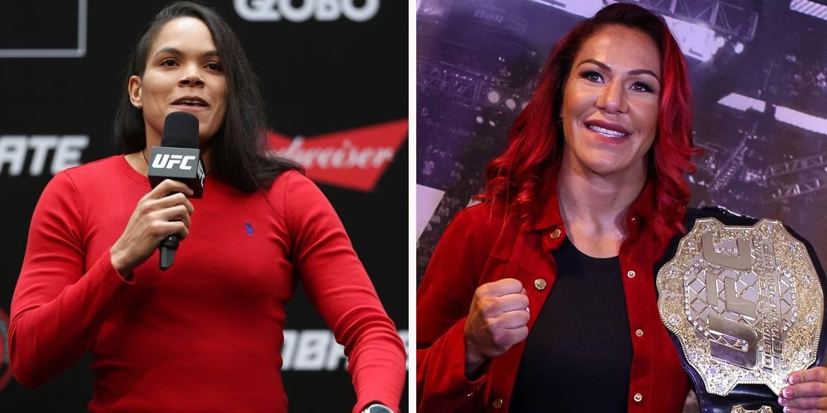 Luta entre Amanda Nunes e Cris Cyborg já tem 'ok' das lutadoras