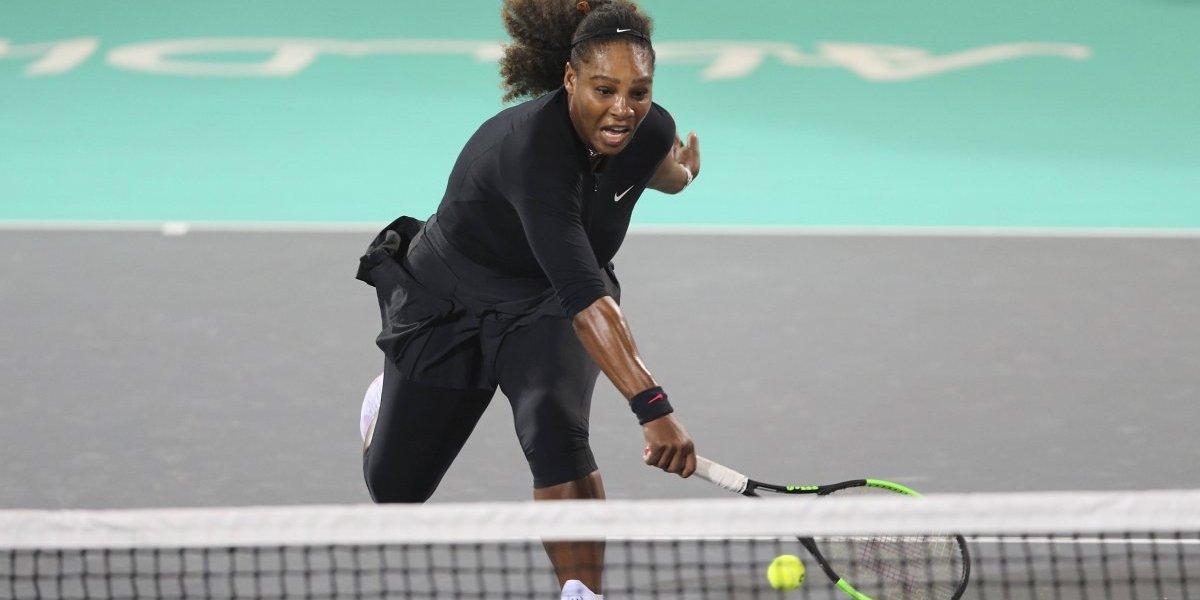 El drama que vivió Serena Williams tras el nacimiento de su hija