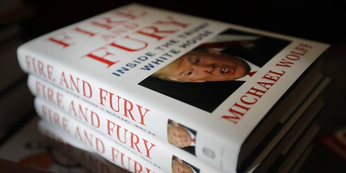 """Las """"mentiras"""" del libro """"Fuego y Furia"""" que tanto perturba a la Casa Blanca"""