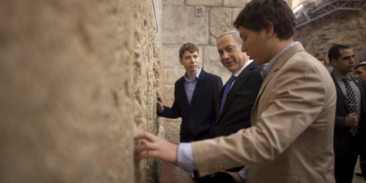 Yair Netanyahu y los hijos incómodos de los líderes mundiales