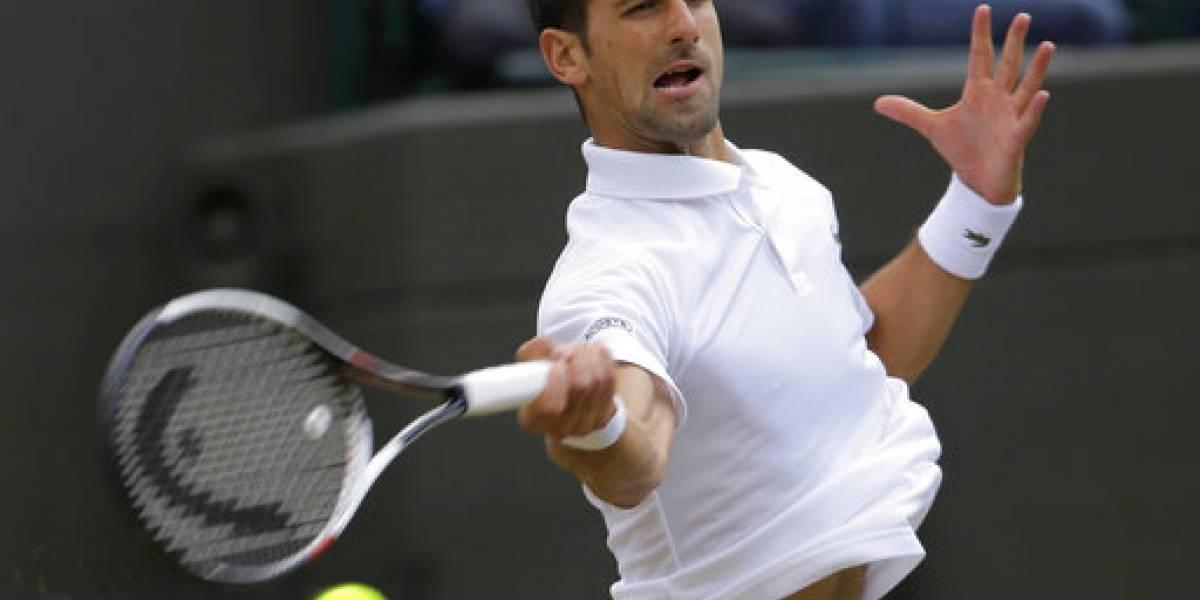 Novak Djokovic volvió al tenis con un aplastante triunfo ante el número cinco del mundo