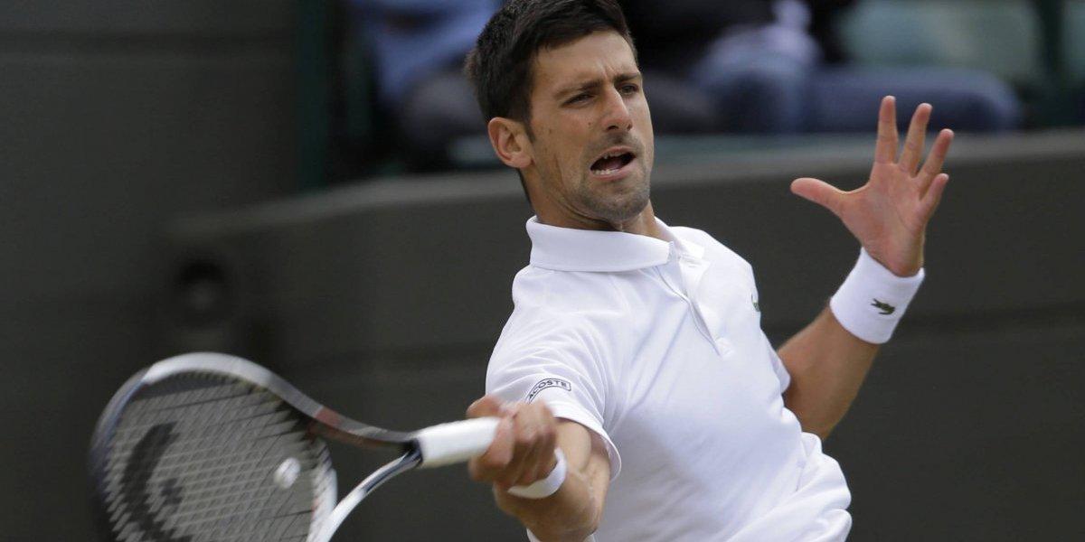 Novak Djokovic vuelve tras lesión con contundente victoria