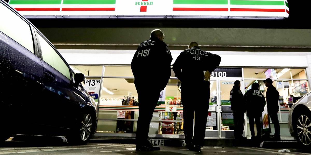 ICE realiza redadas contra migrantes en tiendas de conveniencia