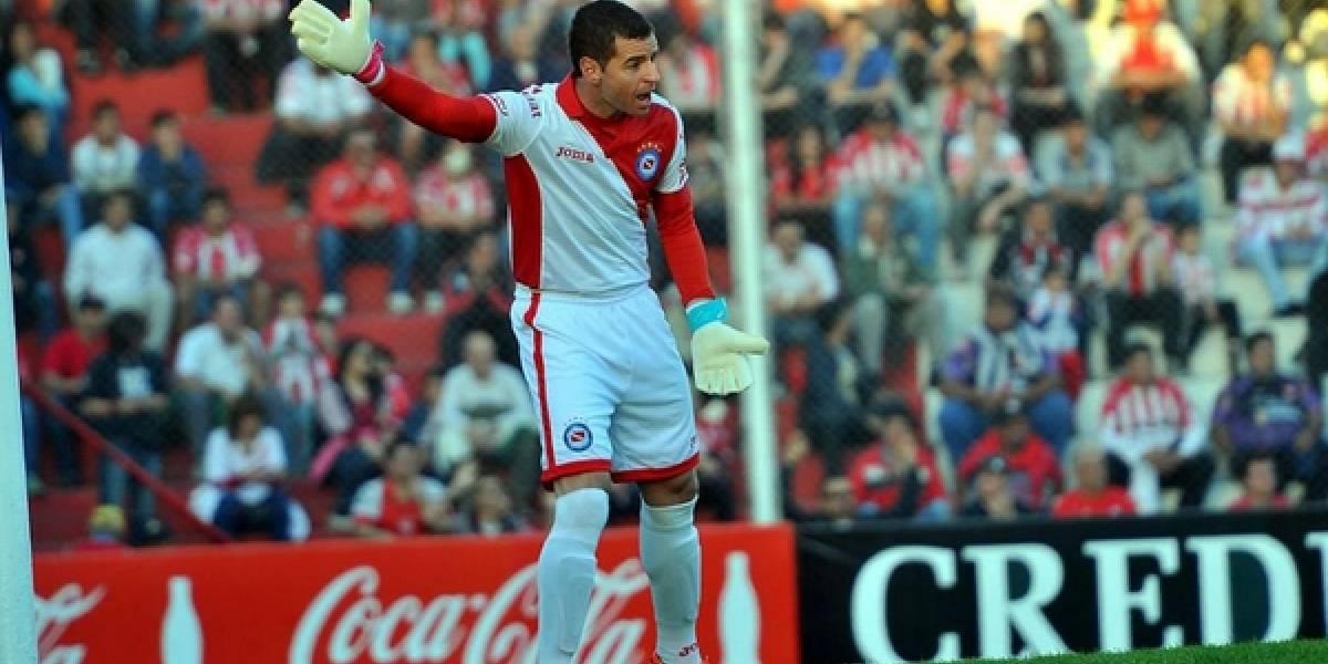 Liga de Quito ficha a portero argentino