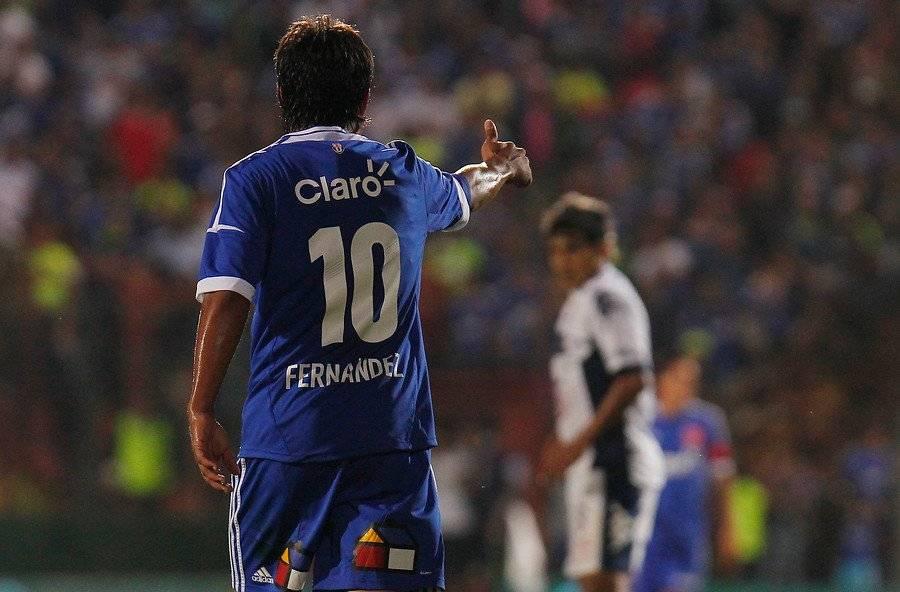 Ramón Fernández 2013-2015