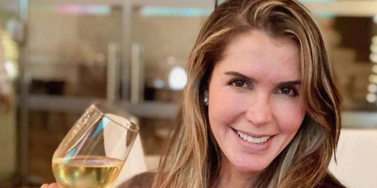 ¡Isabel Cristina Estrada también se casó en secreto!