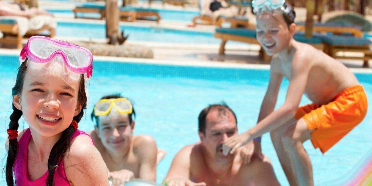 Vacaciones con niños: ¿Sabes elegir el flotador correcto?