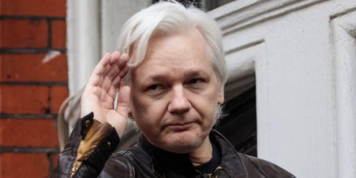 Julián Assange aparece con número de cédula en el Registro Civil ecuatoriano