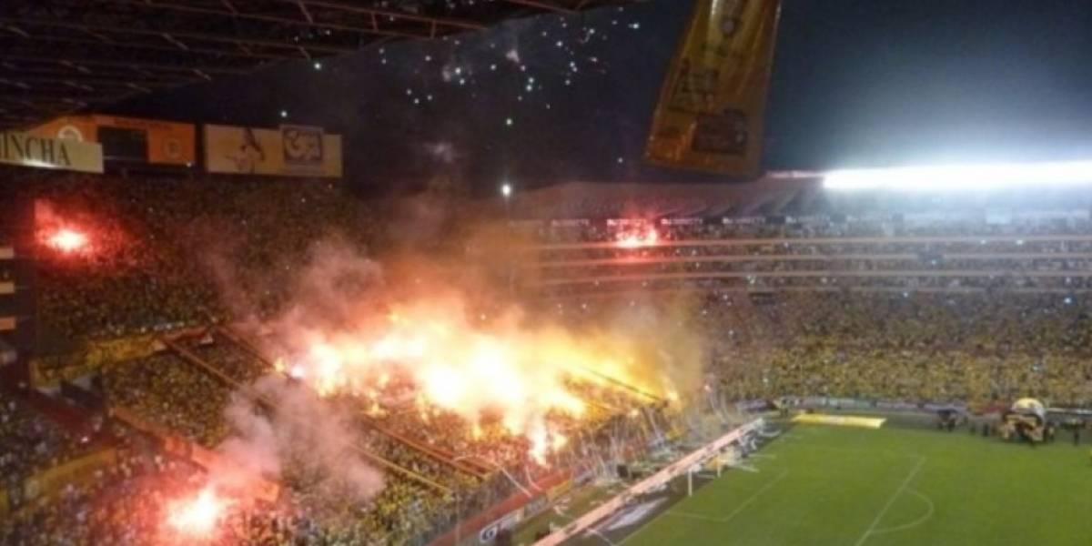 El rival al que enfrentará Barcelona SC en la Noche Amarilla 2018 será peruano