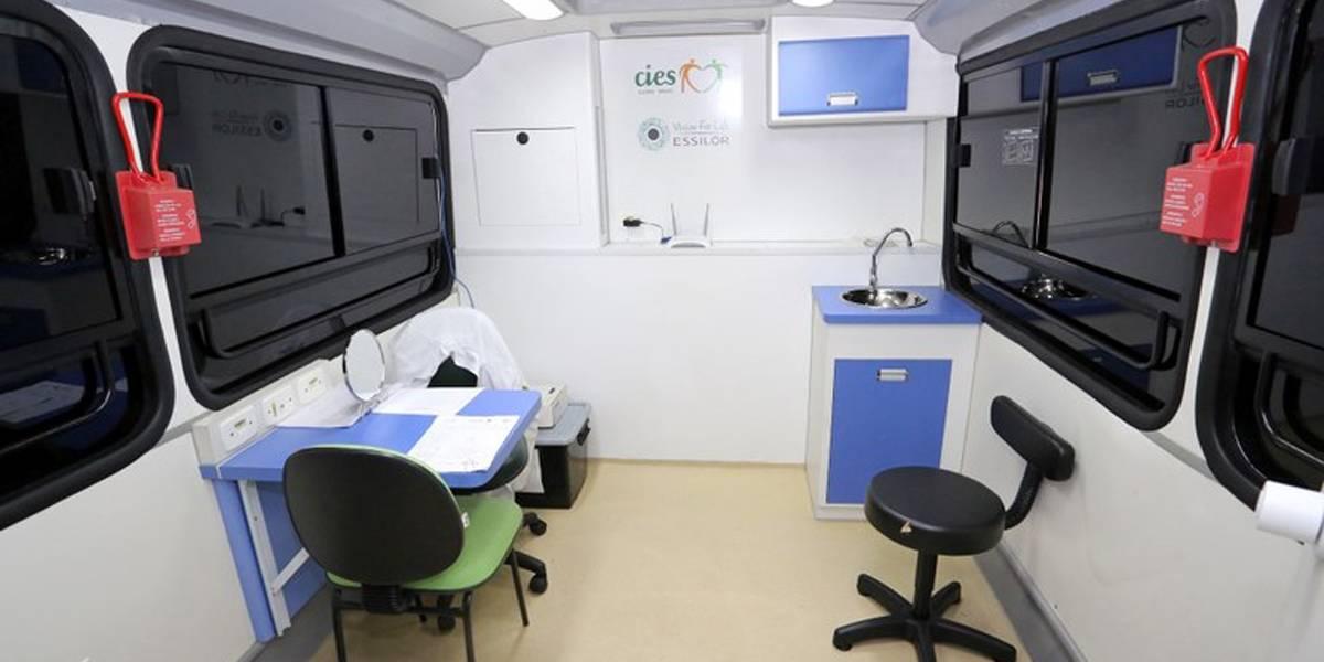 Unidades móveis realizam atendimento médico na periferia de São Paulo; veja os endereços