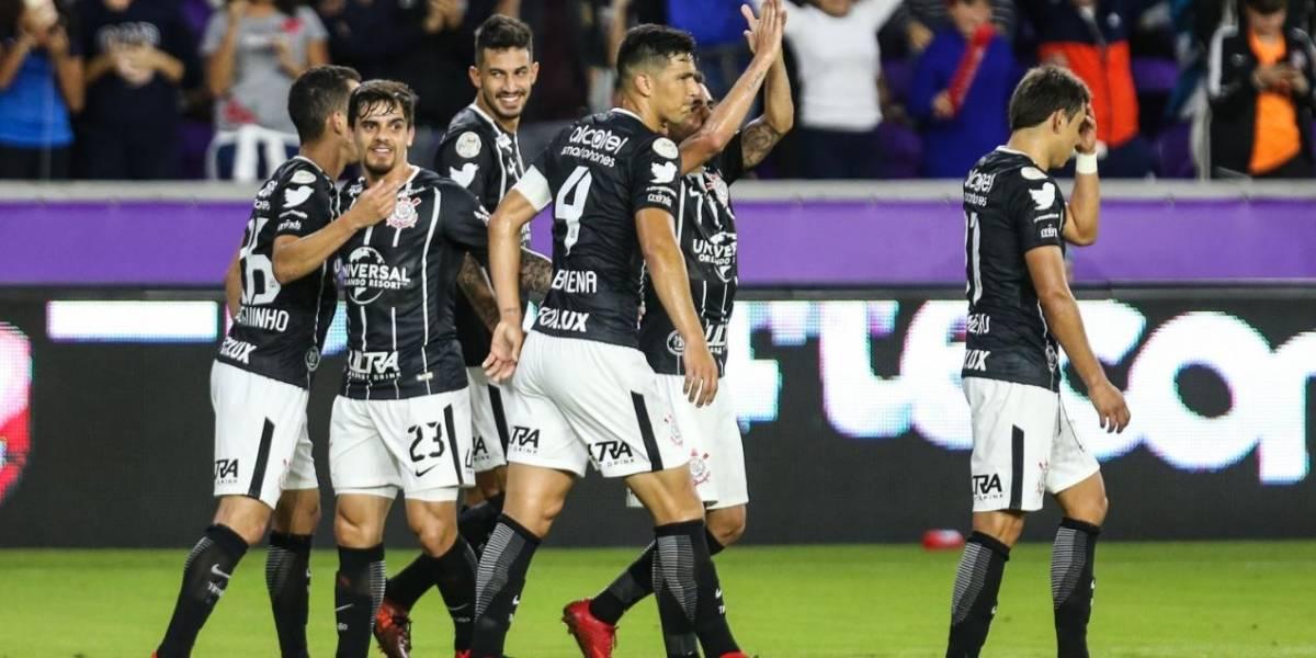 Corinthians leva gol no fim, mas bate o PSV nos pênaltis na Flórida Cup