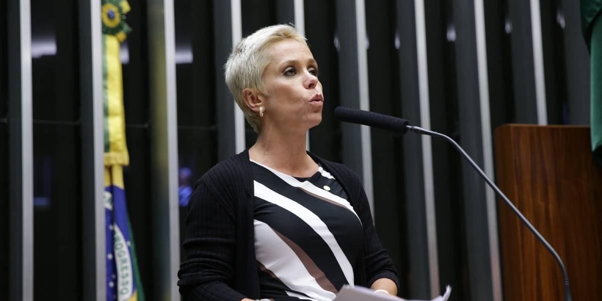 Cristiane Brasil diz que 'machismo' a impediu de assumir Ministério do Trabalho