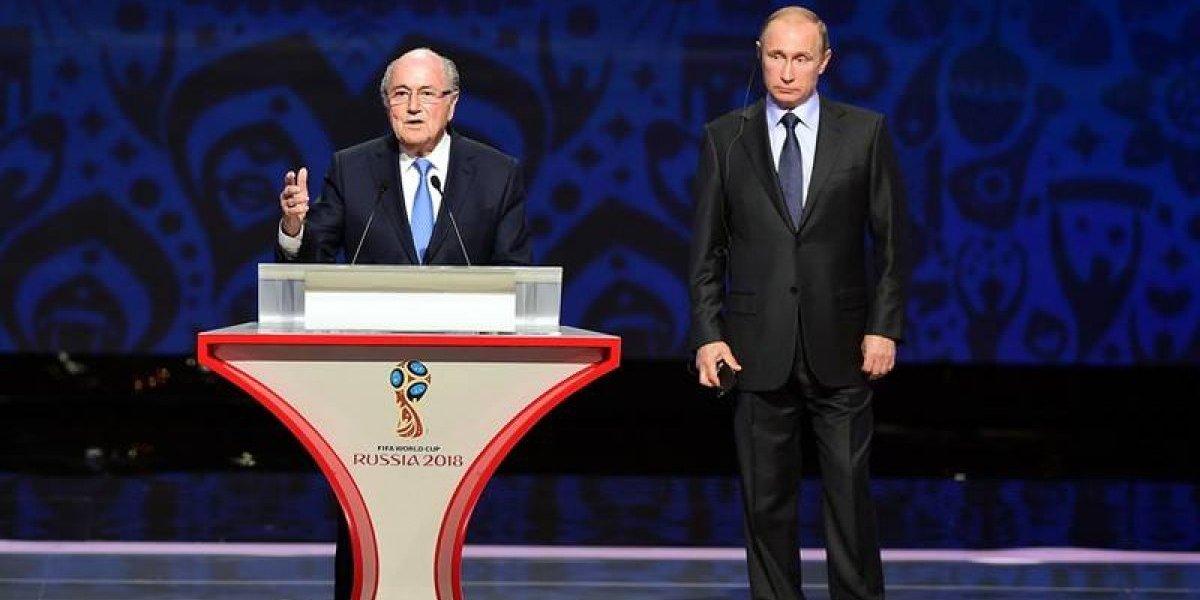 Joseph Blatter, en desacuerdo con el uso del VAR en Mundial de Rusia