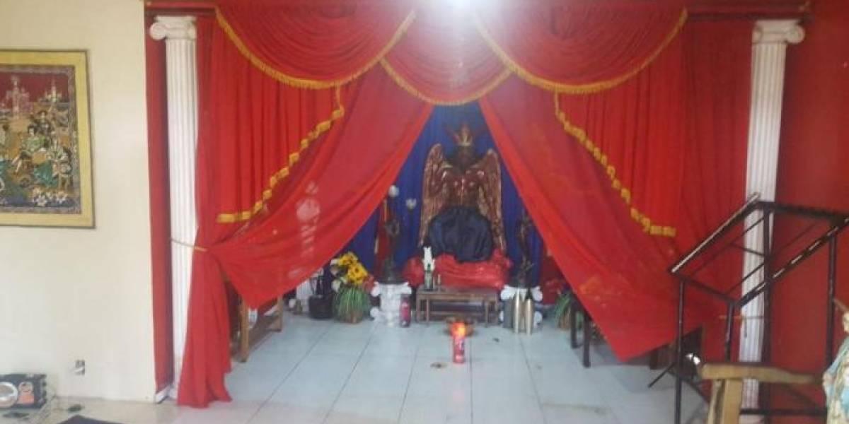 Brasil: Líder de templo satánico es arrestado por sacrificar a dos niños argentinos y una mujer en ritual de magia negra